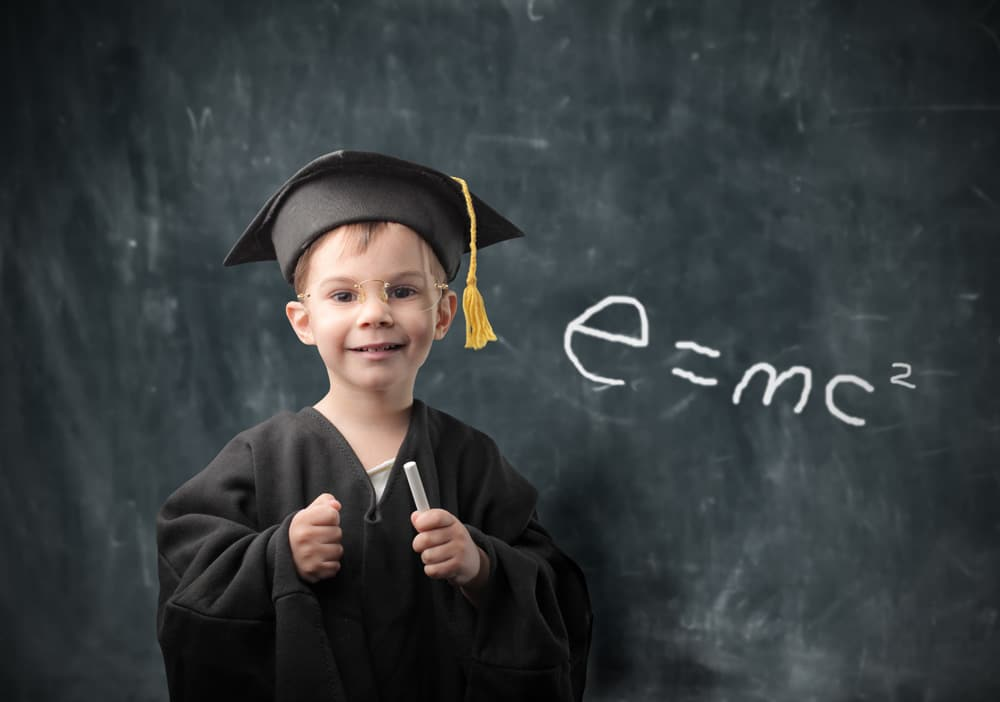 reconocer a un genio saber si soy un genio