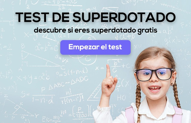test superdotado online