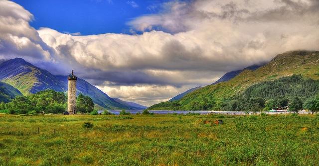 Postcard from Scotland