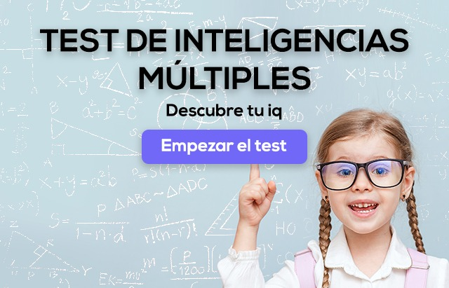 tipos de inteligencia test