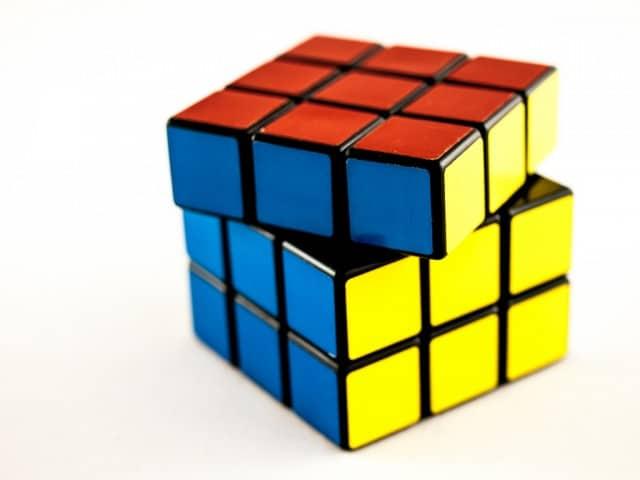 jueegos de inteligencia cubo de rubik