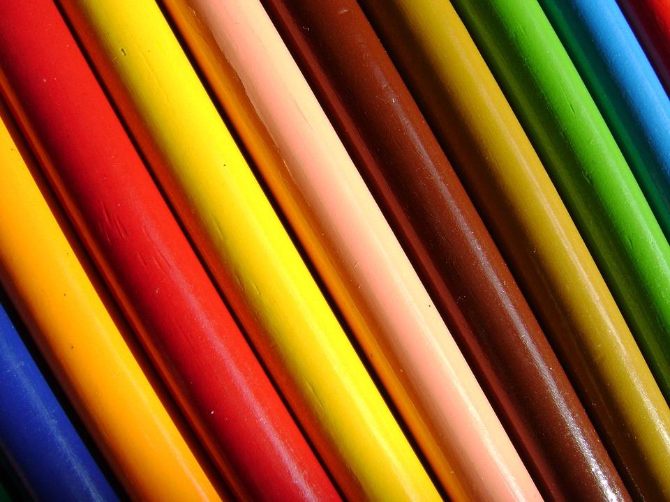 Colores que definen nuestra personalidad y el estilo. Test de moda y belleza.