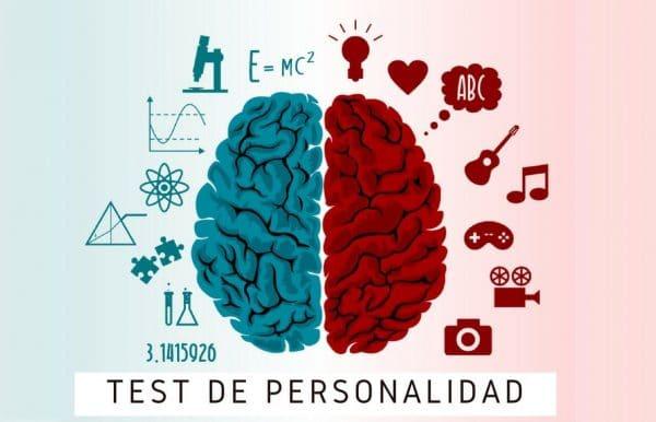 test de personalidad gratis