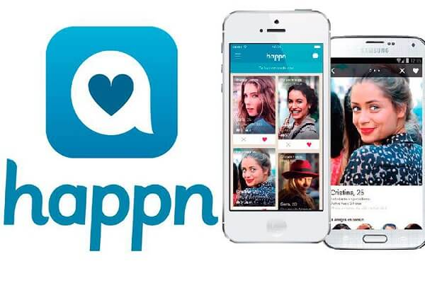 aplicación happn para buscar pareja