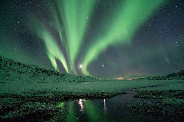 el viaje de tu vida aurora boreal